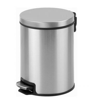 Pedaalemmer staal – 8 liter